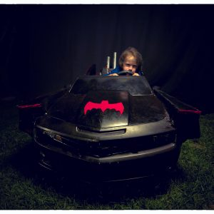 Oliver's Awesome BatMobile