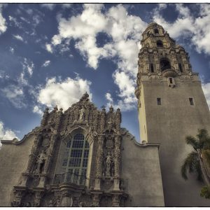 Afternoon in Balboa Park
