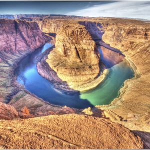 Stunning Photo of Horseshoe Bend