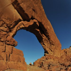 All the way to Arches