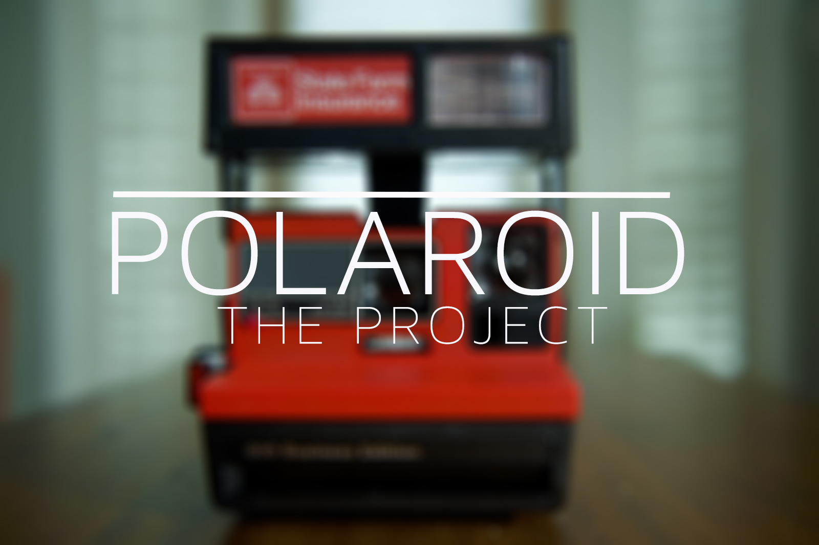 polaroid project Modern polaroid projects - the concept of instant photogpraphy was developed in the early 1970s, resulting in a surge of glossy, hand-sized pictures, and these modern.