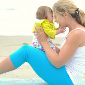Beach Baby Workout La Jolla