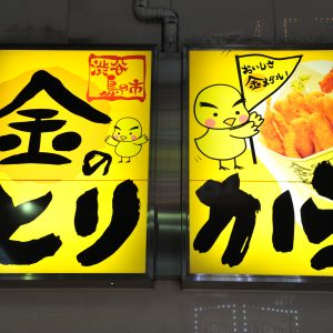 Shinkansen, Shibuya and Chicken