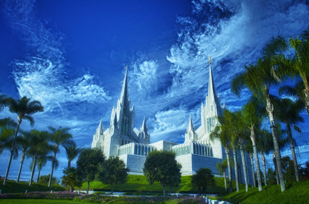 mormon church