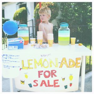 44 Cent Beach Lemonade Stand