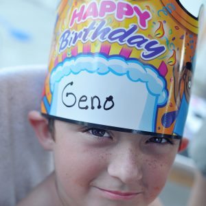 Geno turns 6