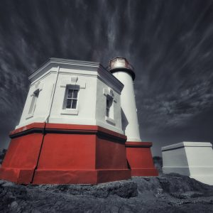 Lighthouse in Bandon