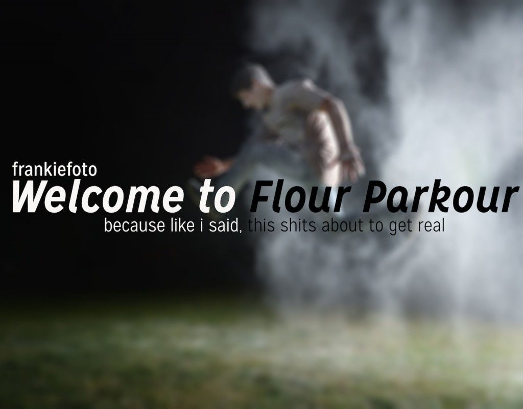 flour and parkour