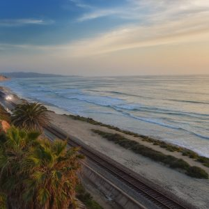 The Best San Diego Train Ride