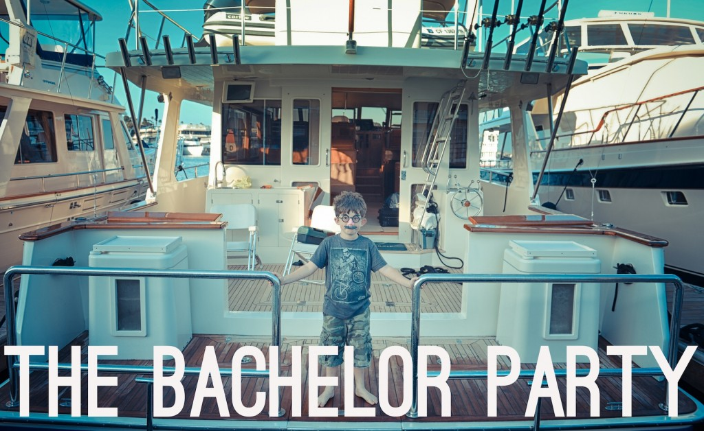 bacherlor party cover