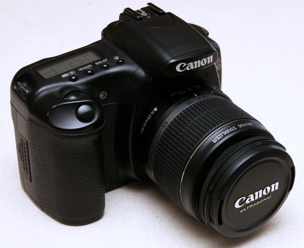 Canon 20D and 18-55IS