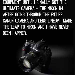 5 Reasons You Should Switch from Canon to Nikon