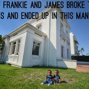 The Improbable Journey of Frankie and James