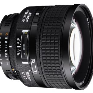 The Diva Lens – The Best Portrait Lens Ever Made for Nikon