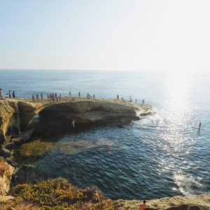 Photo Walk on Sunset Cliffs