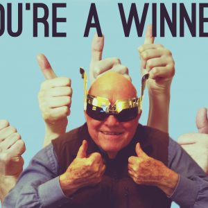 You are a Winner!