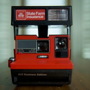 State Farm Insurance Polaroid Makes Hipsters Run for the Hills