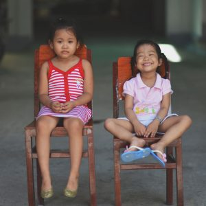 Vietnam – Laughing Girls