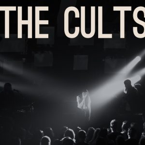 The Cults are back in Town