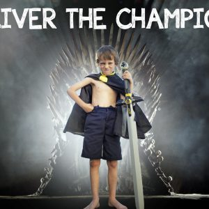 Oliver the Champion