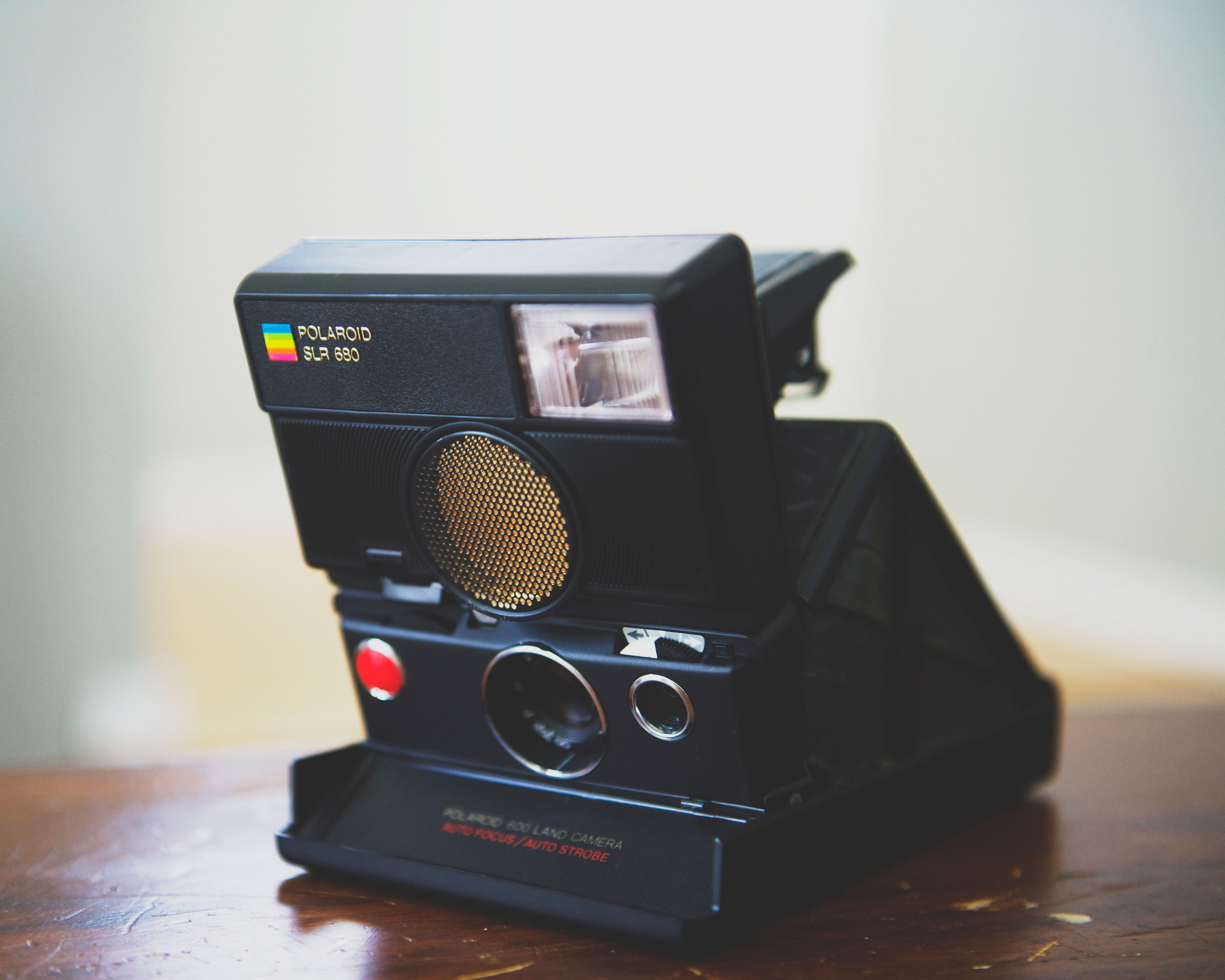 Frankie Foto » The Best Polaroid Camera is the SLR 680