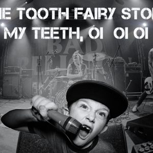 Geno sings song about the Tooth Fairy