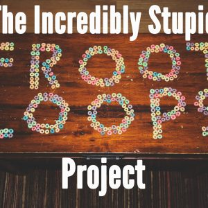 The Incredibly Stupid Froot Loop Project
