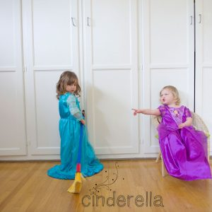 Cinderella in Real Life