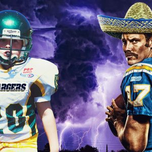 The Two Most Chingon Football Players in San Diego