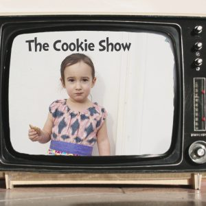 A TV Show About How to Eat Cookies