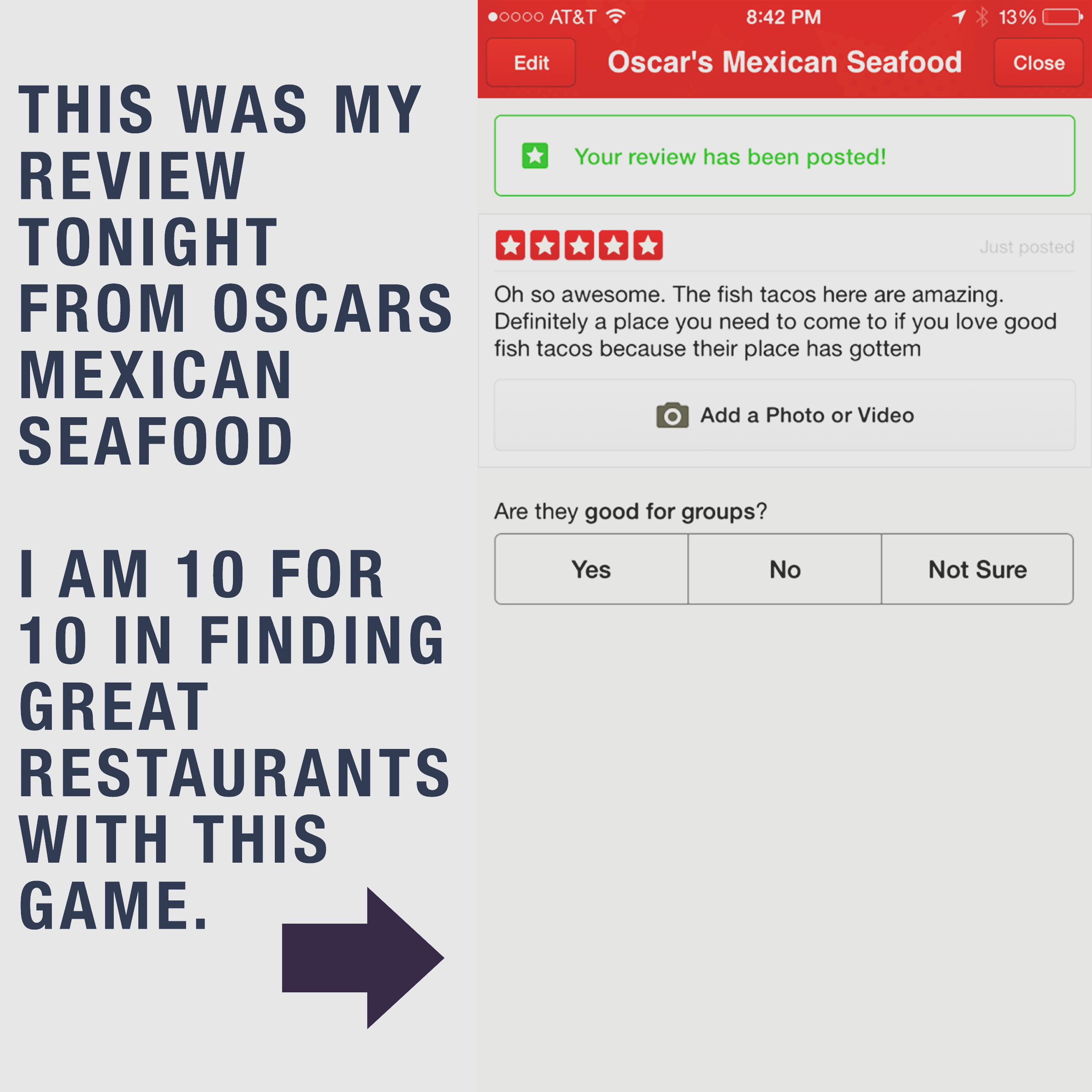 Frankie Foto » A Game of Yelp Roulette
