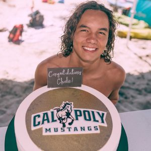 Handsome Charlie Heads to Cal Poly