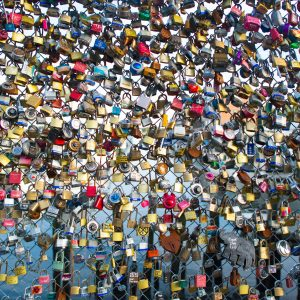 A Thousand Locks of Love
