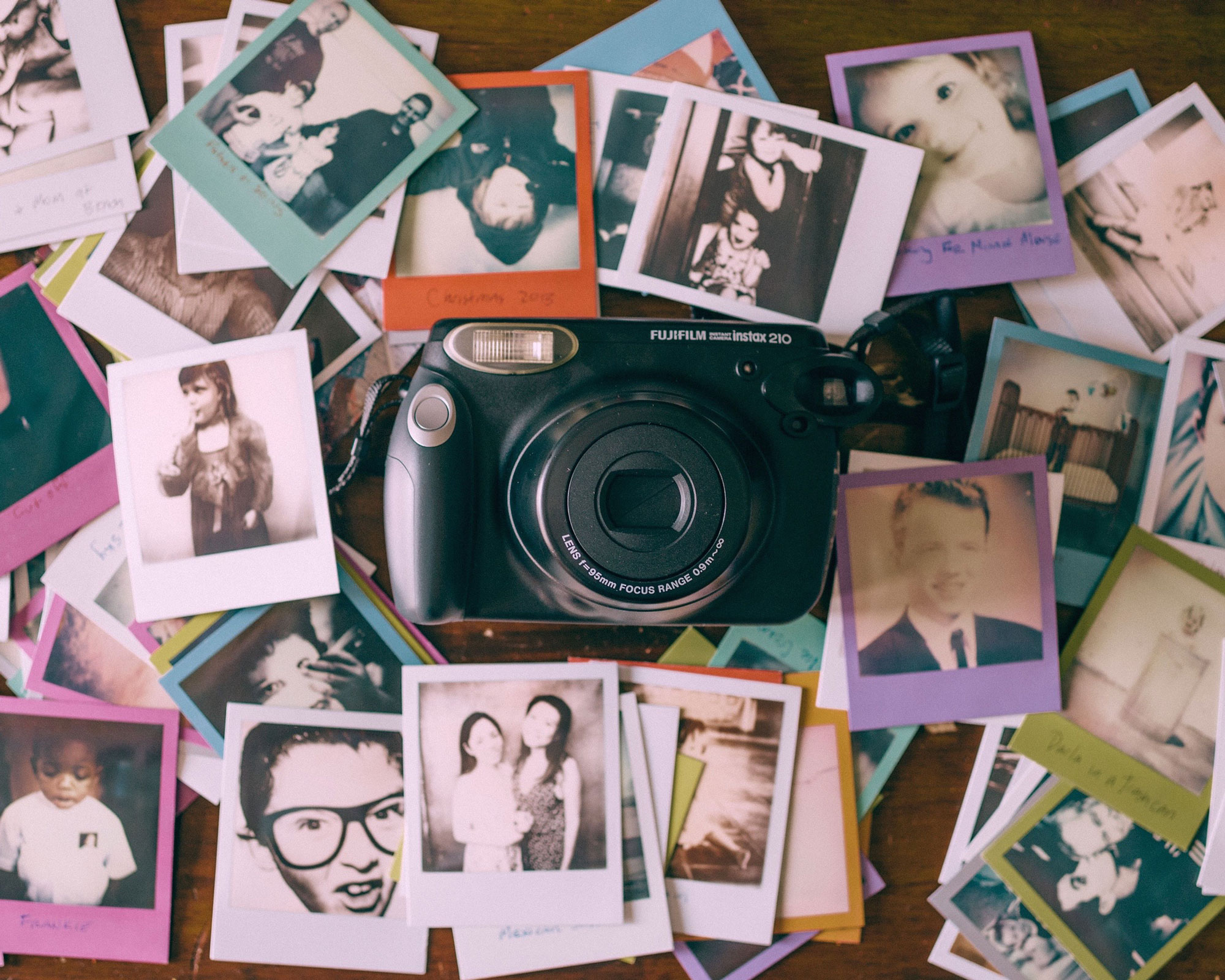 Frankie Foto The Instax 210 Cure For Tiny Instant Photo