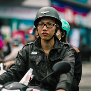 On the Streets of Saigon