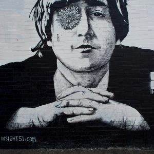 Lennon on the Wall