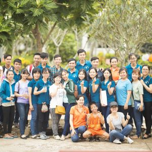 Vinh Long Vietnam Orphanage 2017